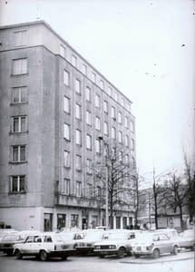 Budynek mieszkalny Pl. Unii Lubelskiej róg Puławskiej