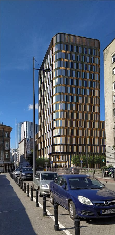 Budynek biurowy