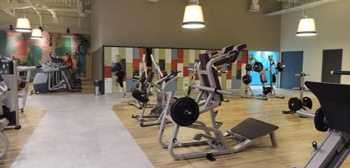 WMW Architekci Holmes Place fitness